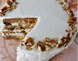 CBD Layer Cake Recipe