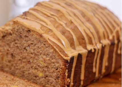 Pumpkin Spice CBD Latte Loaf