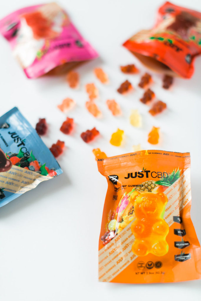 JustCBD Launches Vegan Hemp Gummies Line