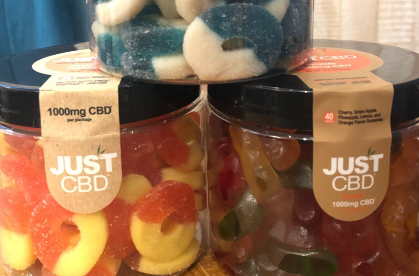 Full Review Of The Vegan CBD Gummies By JustCBD