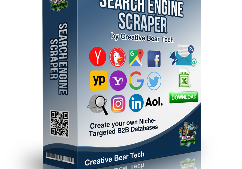 CBT Email Extractor: Best Email Spider and Search Engine Scraper