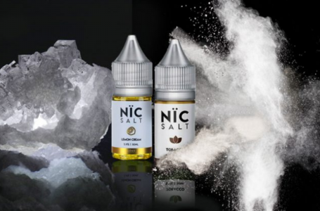 Best Nicotine Salts for 2021